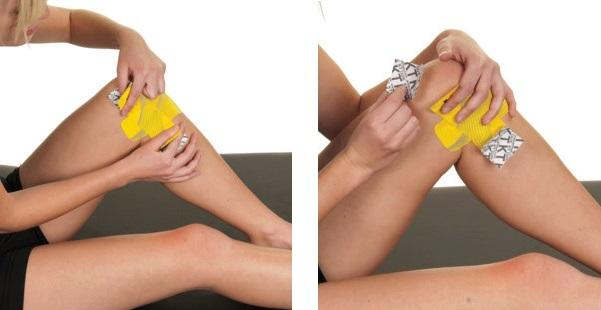 dureri de genunchi partea interioară)