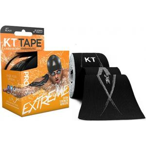 BENZI KT TAPE PRO EXTREME SYNTHETIC PRECUT JET BLACK
