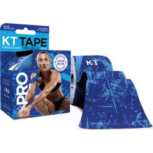 BENZI KT TAPE PRO SYNTHETIC PRECUT BLUE CRYSTALS