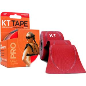Benzi Kt Tape Pro Synthetic Precut Red