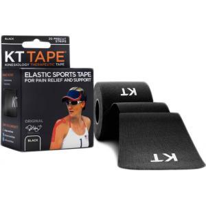 KT Tape Cotton Precut Black