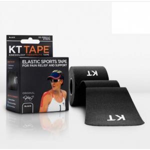 KT Tape Cotton Uncut Black