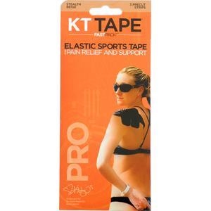 KT Tape Pro Fast Pack X3 Precut Beige
