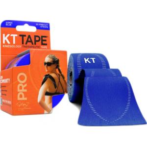 KT Tape Pro Synthetic Precut Blue